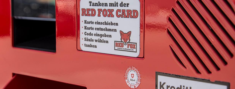 redfox Card